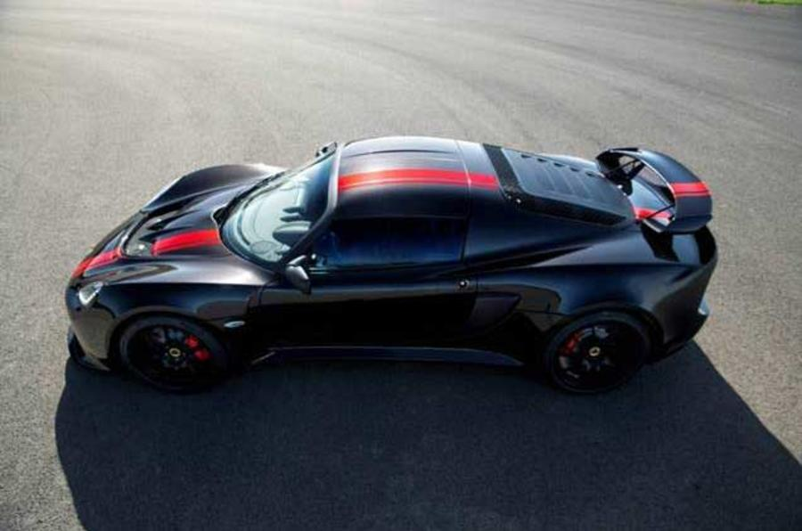 Lotus caps 50-year anniversary with Exige 350 Special Edition