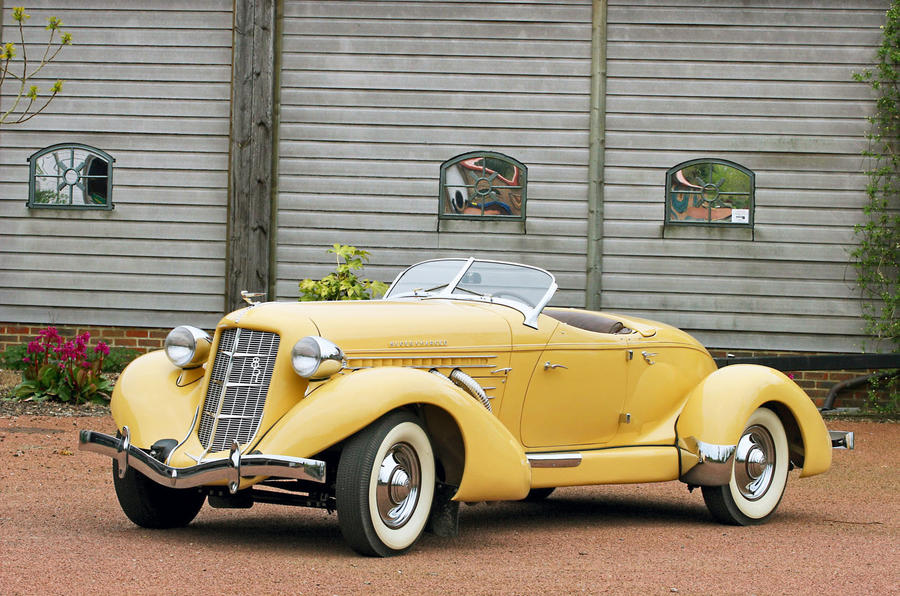 56: 1934 Auburn Speedster 1