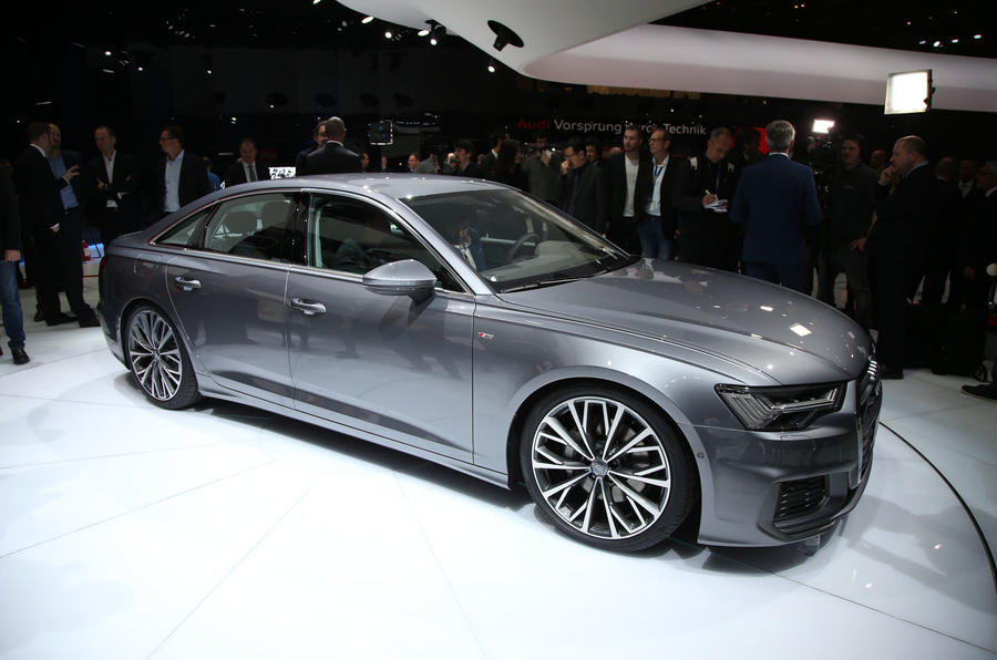 New Audi A Guns For Series With Mildhybrid Power And A Cabin - Audi new series