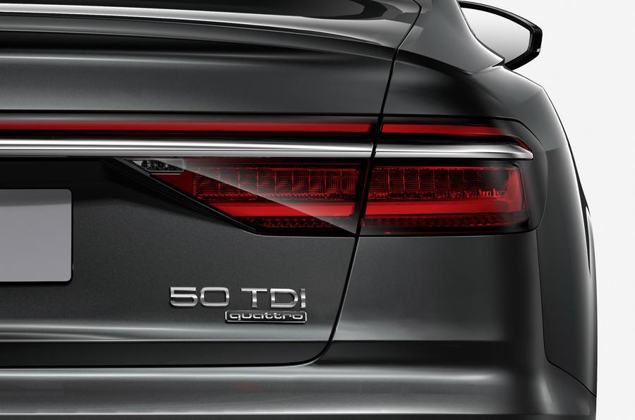 Audi number system