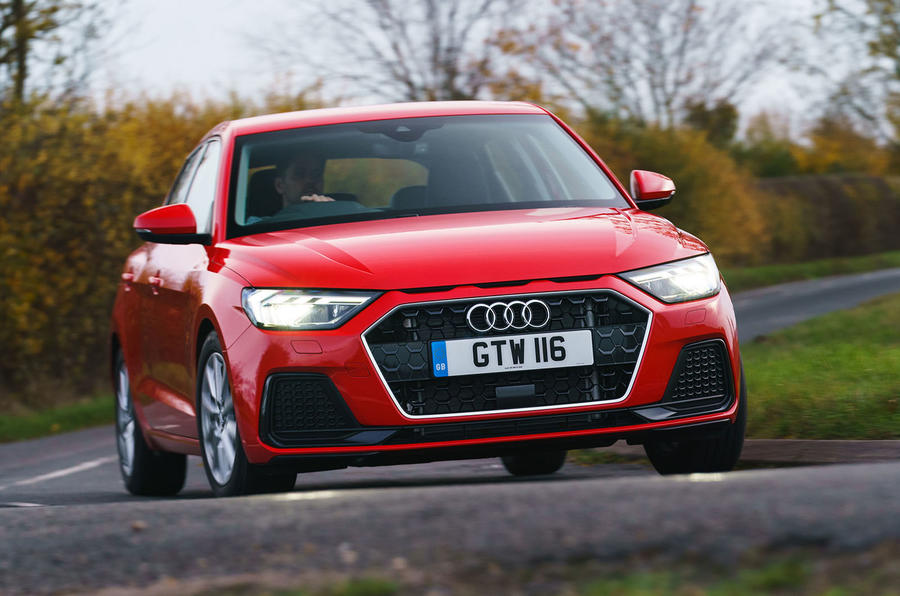 Audi A1 Sportback 30 Tfsi Sport 2018 Uk Review Autocar