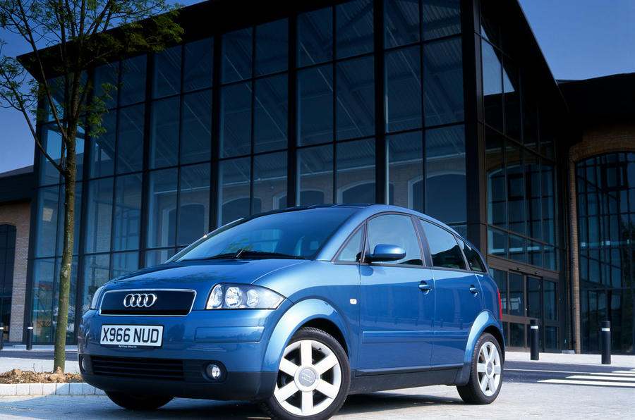 Audi A2 used buying guide - static front