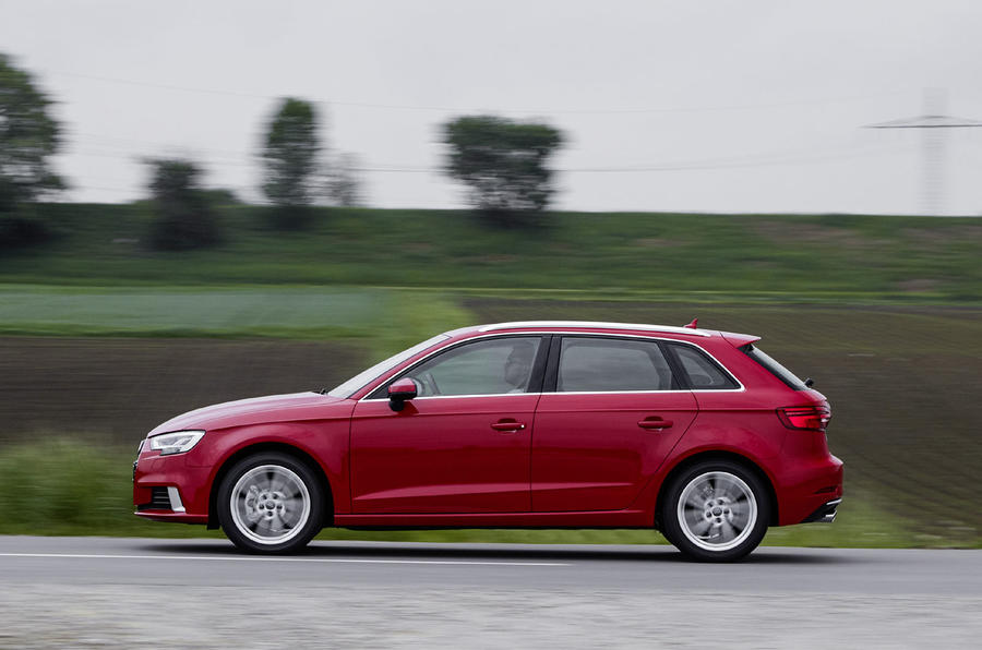 £27,105 Audi A3 Sportback