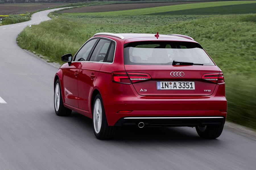 Audi A3 Sportback Sport rear