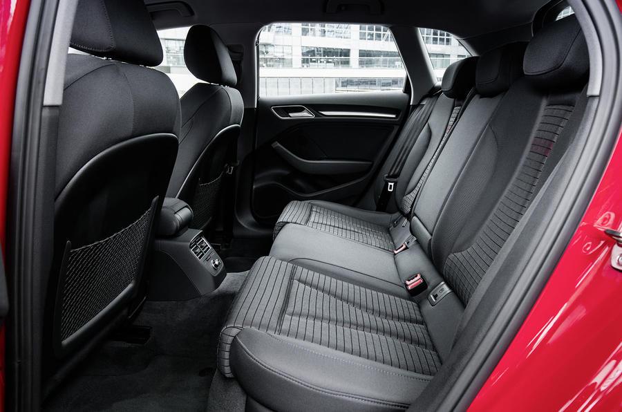 2016 Audi A3 Sportback 2.0 TFSI Sport Review Review