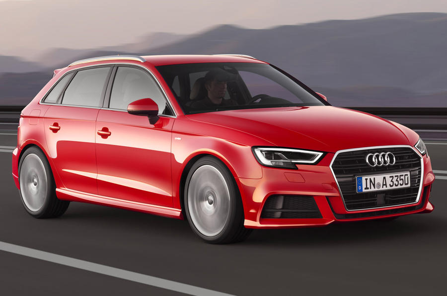 Audi A3 facelift revealed | Autocar