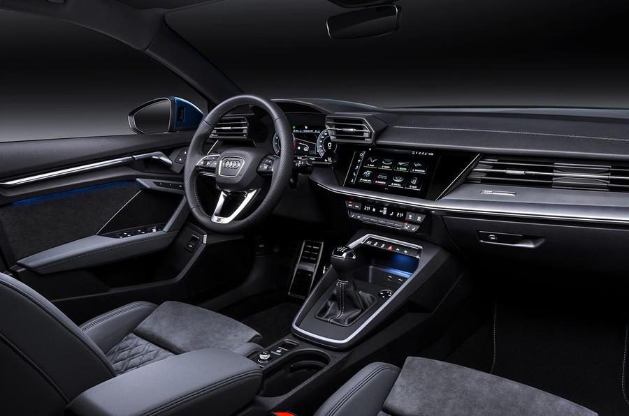 2020 Audi A3 - interior