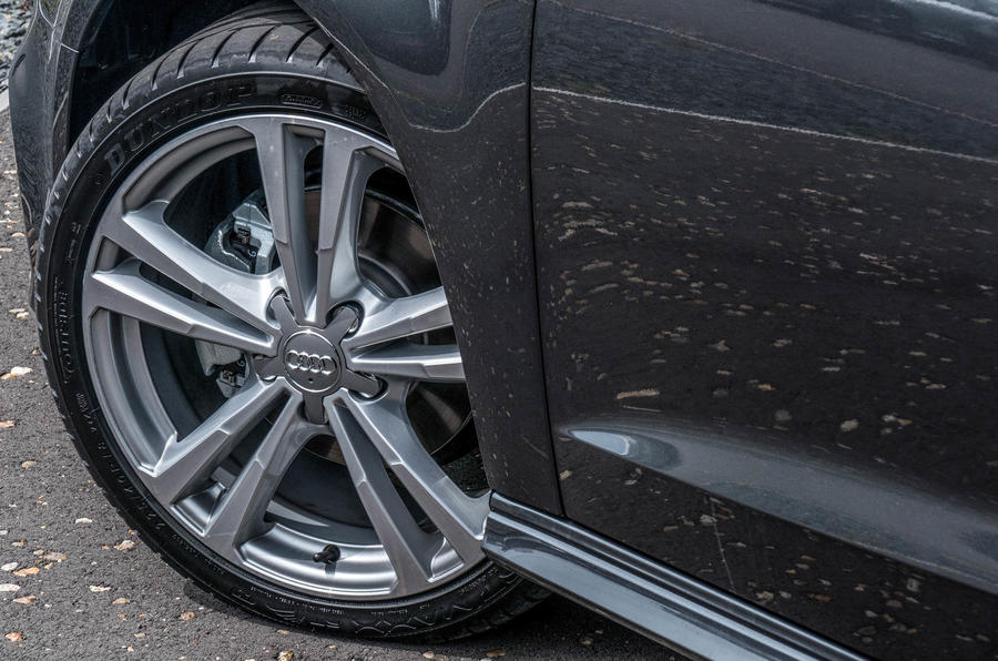 17in Audi A3 Sportback alloys