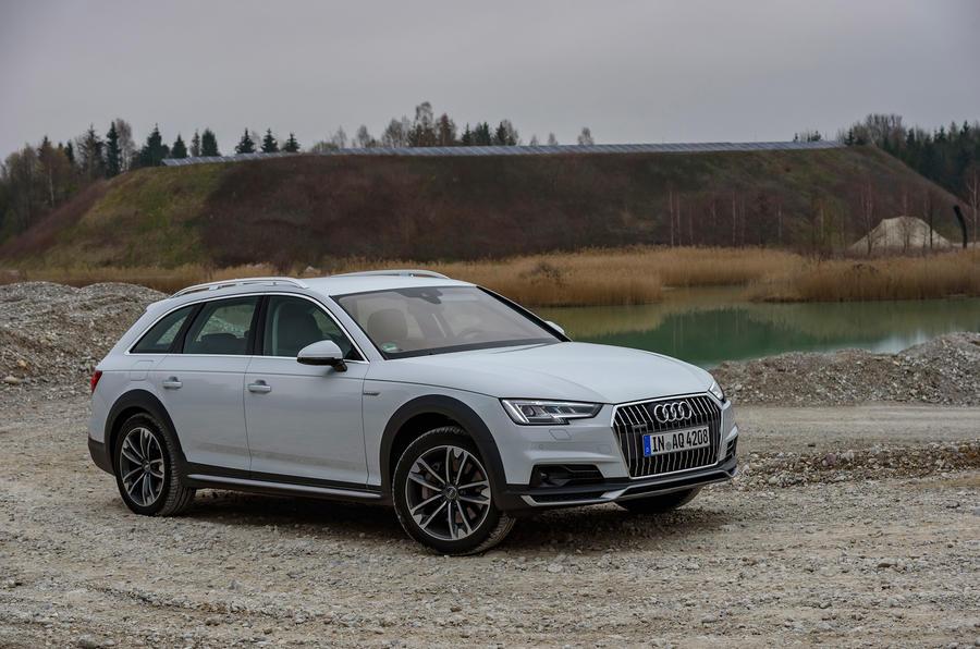 £40,260 Audi A4 Allroad