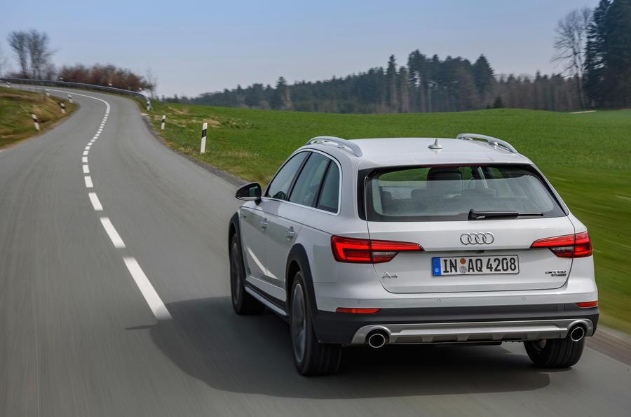 248bhp Audi A4 Allroad
