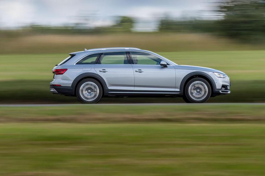 £39,630 Audi A4 Allroad 3.0 TDI quattro 272