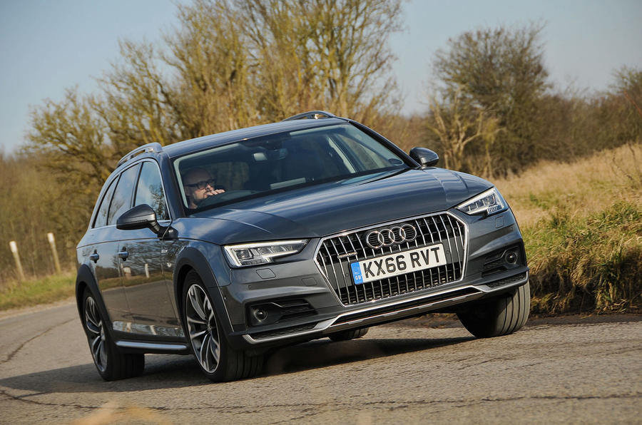 2017 audi a4 allroad quattro sport 3 0 tdi 218 s tronic review autocar. Black Bedroom Furniture Sets. Home Design Ideas