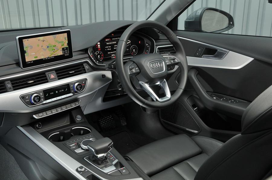 Audi A4 2017 Interior >> 2017 Audi A4 Allroad quattro Sport 3.0 TDI 218 S tronic review | Autocar