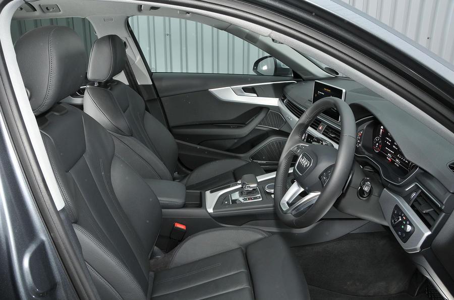 Audi A4 Allroad quattro Sport 3.0 TDI 218 S tronic interior