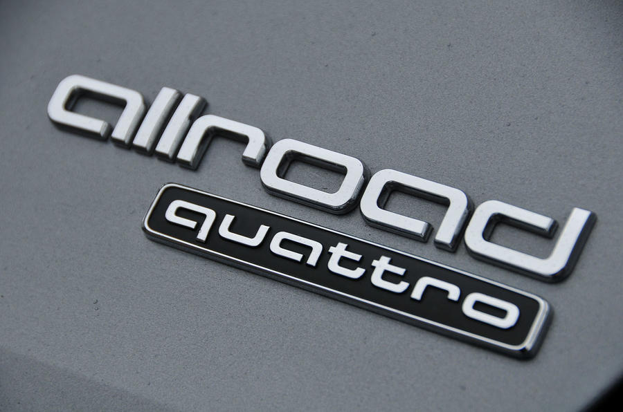 Audi A4 Allroad quattro Sport 3.0 TDI 218 S tronic badge