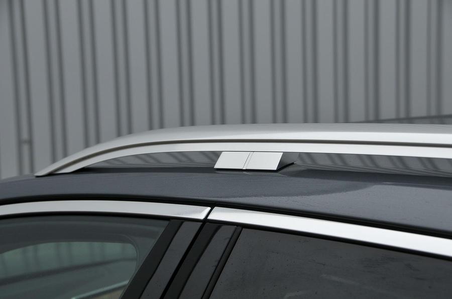 Audi A4 Allroad quattro Sport 3.0 TDI 218 S tronic roofrails