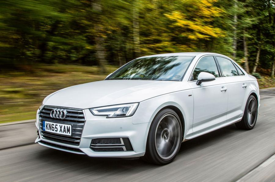 Audi records 68% leap in profit as Dieselgate effect fades