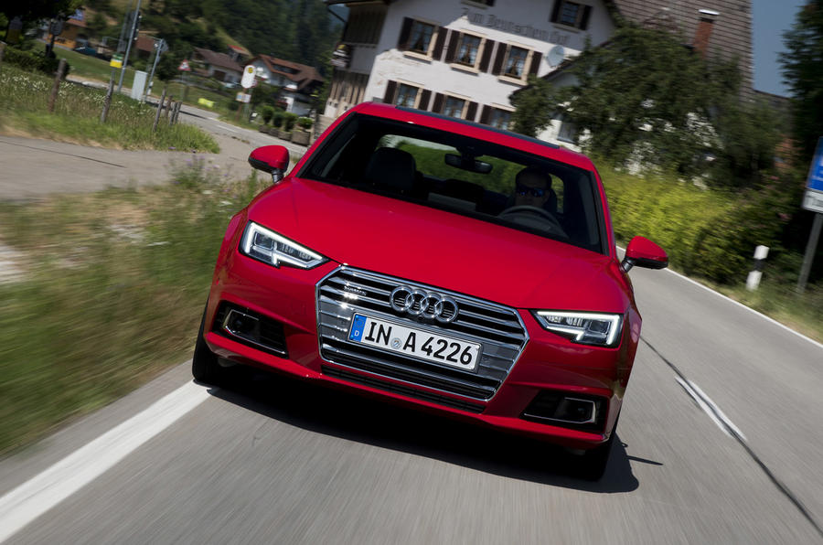 2015 Audi A4 2.0 TDI 190 review