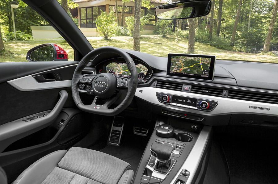 2015 Audi A4 2.0 TDI 190 review
