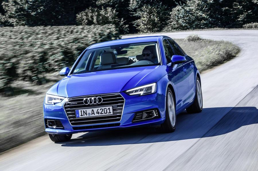 2015 audi a4 1 4 tsi 150 sport review review autocar rh autocar co uk Audi S4 Audi A4 S-Line Logo