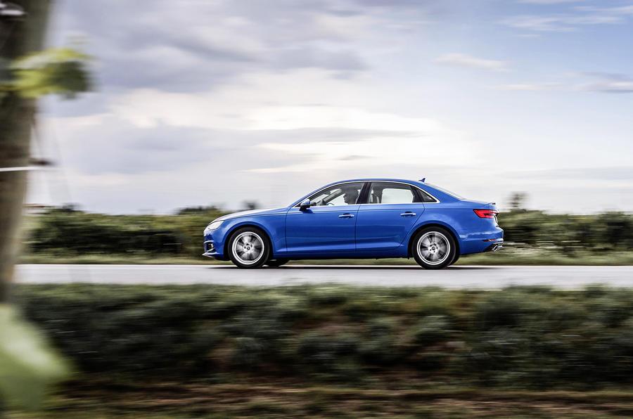 £25,900 Audi A4 1.4 TSI Sport