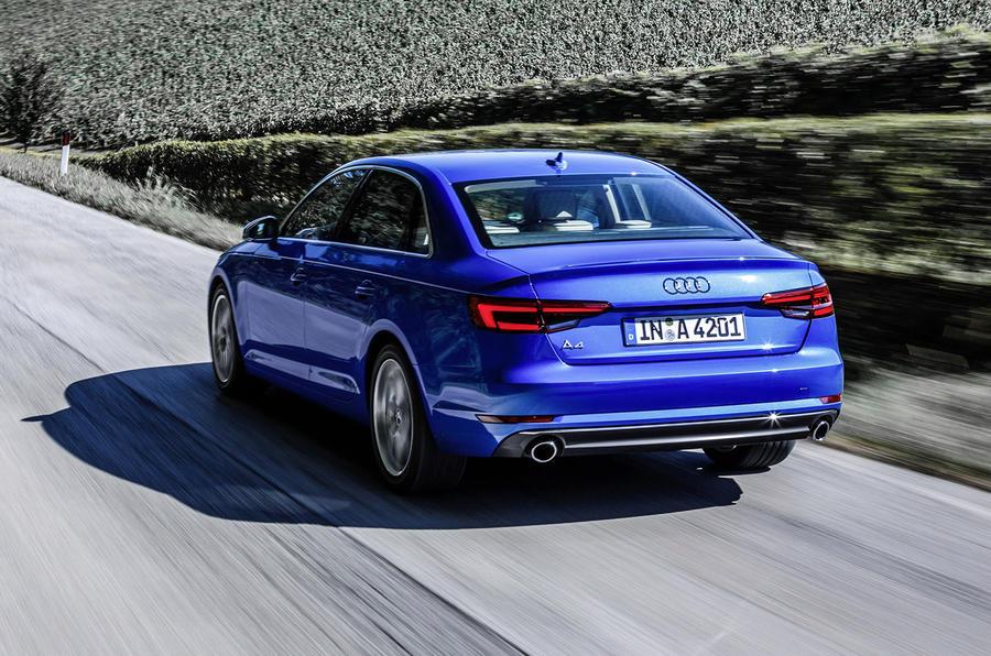 2015 Audi A4 1 4 Tsi 150 Sport Review Review Autocar
