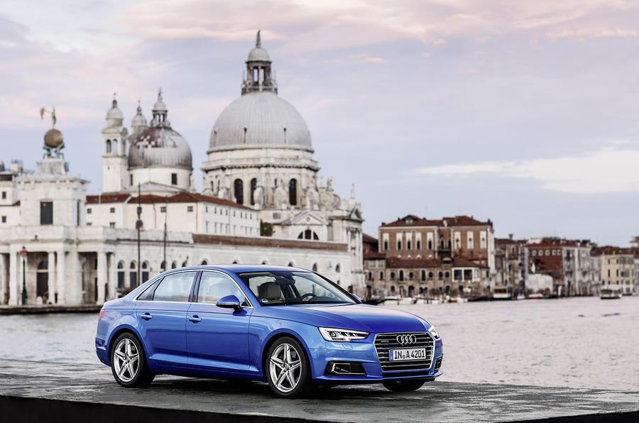Audi A4 1.4 TSI Sport