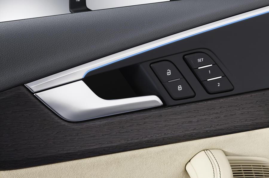 Audi A4 door cards