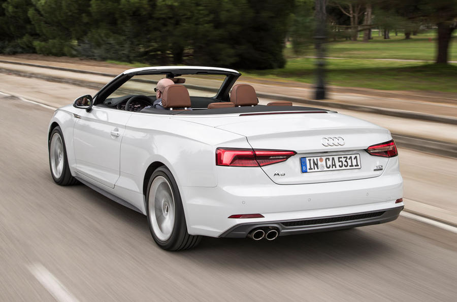 audi a5 cabriolet 2 0 tfsi 252 quattro s line s tronic. Black Bedroom Furniture Sets. Home Design Ideas