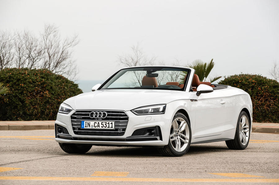 audi a5 cabriolet 2.0 tfsi 252 quattro s line s tronic 2017 review