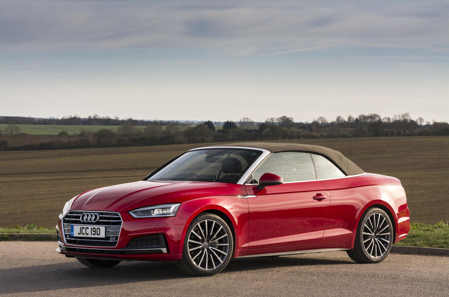 3.5 star Audi A5 Cabriolet
