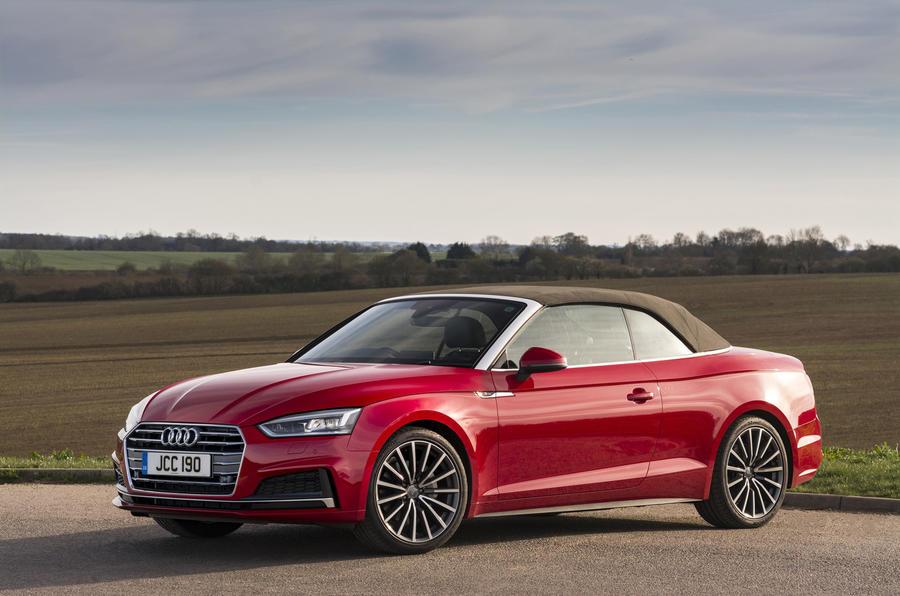 3.5 star Audi A5 Cabriolet