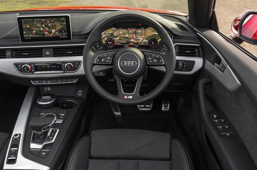 Audi A5 Cabriolet 2 0 Tdi S Tronic Review Autocar