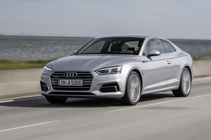 2016 audi a5 3 0 tdi quattro 286 s line review review autocar. Black Bedroom Furniture Sets. Home Design Ideas