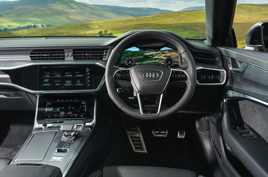 Audi A6 50 Tdi S Line 2018 Uk Review Autocar