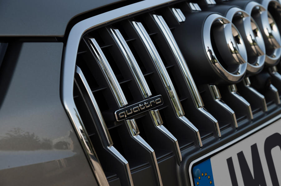 Audi A6 Allroad front grille