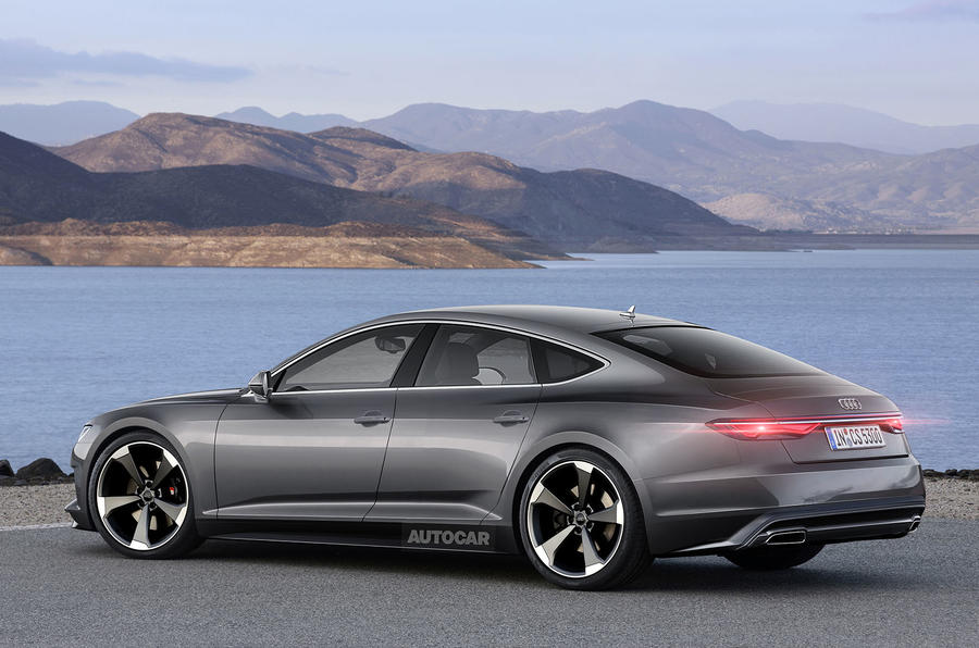 Audi A7 And A8 To Lead Brand S Design And Tech Revolution