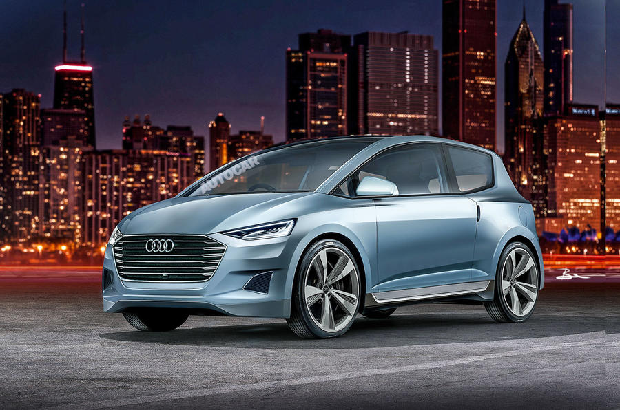 Audi Readies New 15k City Car For A2 Successor Autocar