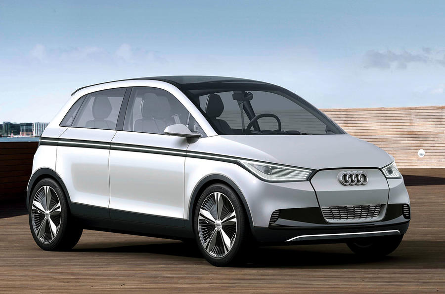 audi readies new 15k city car for a2 successor autocar. Black Bedroom Furniture Sets. Home Design Ideas