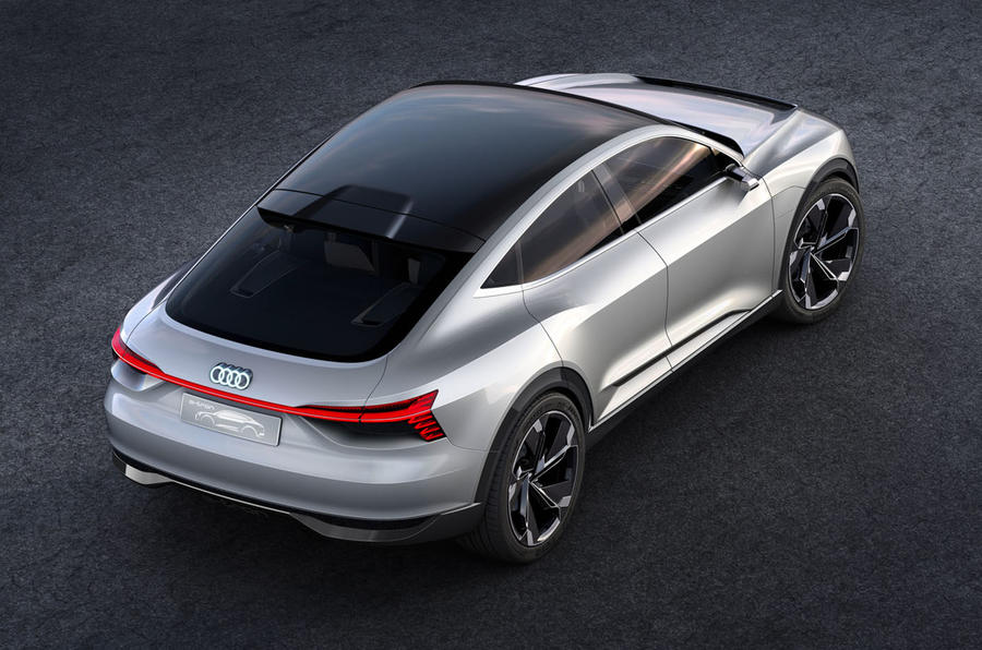 2019 Audi e-tron Sportback set to take on Jaguar I-Pace