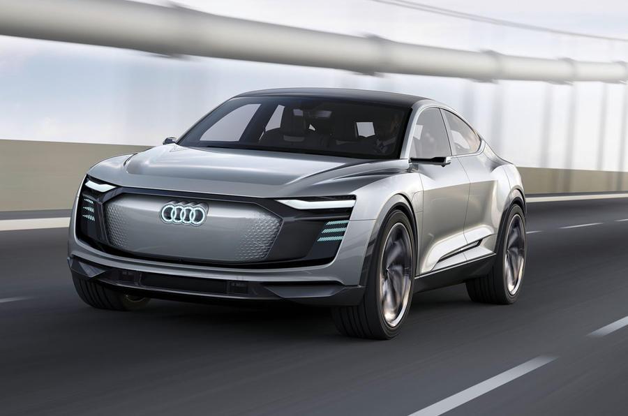 Opinion: Electric cars like the Audi e-tron are leading a design revolution