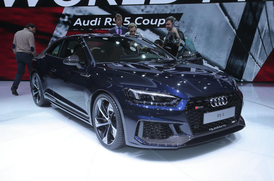New Audi RS Coupé To Cost From Autocar - Audi cost