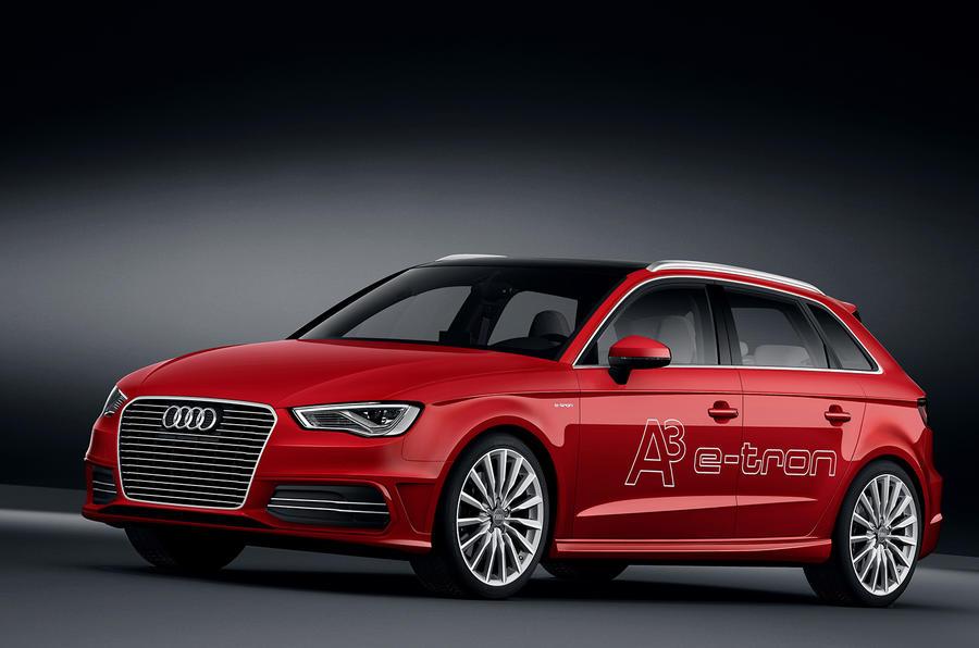 Audi Plots New Petrol Electric Hybrid Powertrain For 2017 Autocar