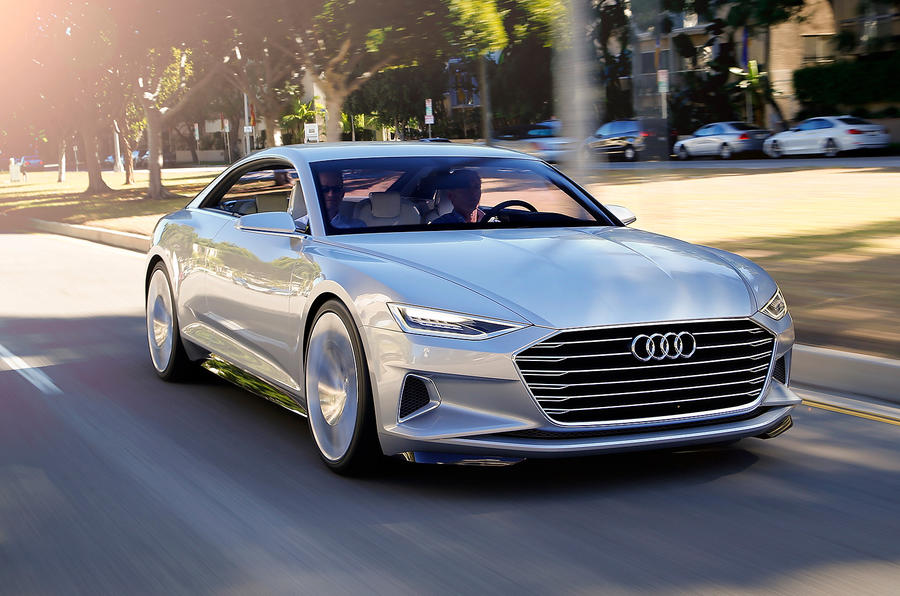 Audi S Prologue Concept Cars Preview The Firm S Next Generation Of Models