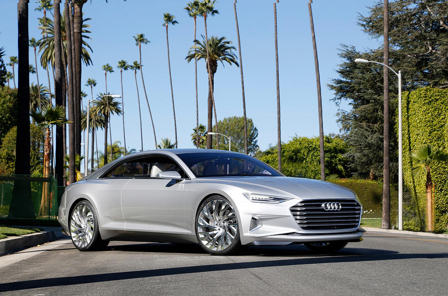 Radical Styling For Next Audi A7 Autocar