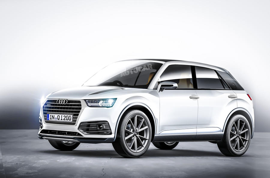 2016 Audi Q2 Teased Ahead Of Geneva Debut New Video