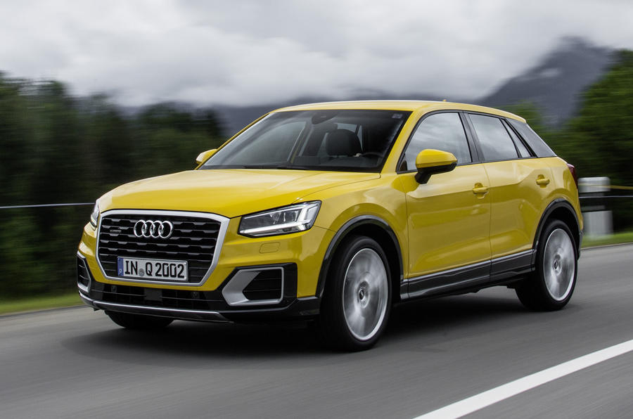 Audi Q2 On Sale In Uk Priced From 163 22 380 Autocar