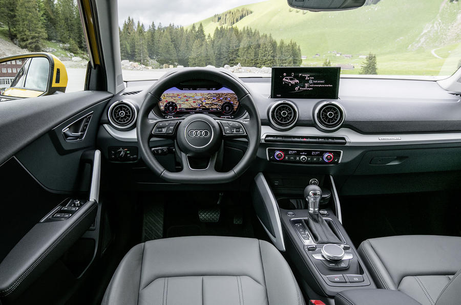 audi q2 on sale in uk priced from 22 380 autocar. Black Bedroom Furniture Sets. Home Design Ideas
