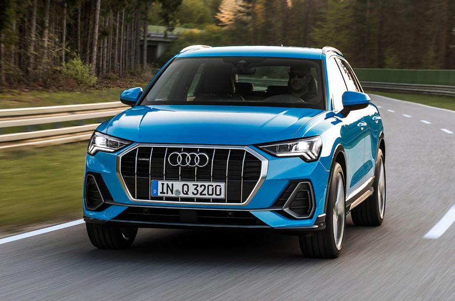 Audi Q TFSI FWD S Tronic Sport Review Autocar - Audi reviews