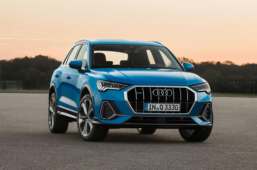 New 2018 Audi Q3 Volvo Xc40 Rival Launched Autocar